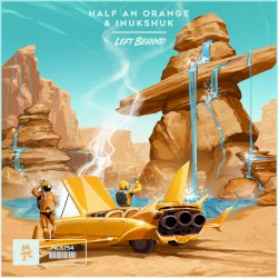 Half An Orange  Inukshuk - Left Behind