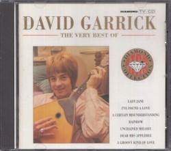 David Garrick - I've found a love