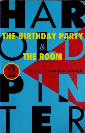 Cover of: The Birthday Party & The Room | Harold Pinter