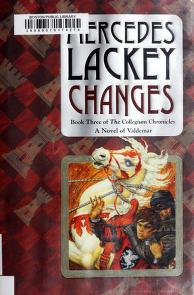 Cover of: Changes | Mercedes Lackey