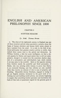 Cover of: English and American philosophy since 1800 | Rogers, Arthur Kenyon